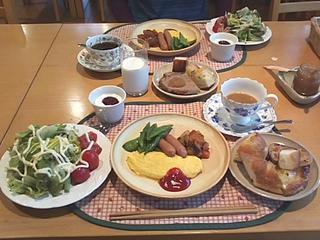 2013年八ケ岳ポコアポコ朝食.jpg