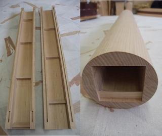 円筒・階段型